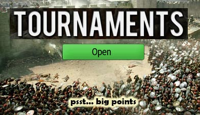 Tournaments Open - Big Points Image