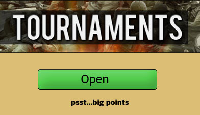 Tournaments Open - Big Points (Original) Image