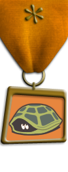 Map - Duck and Cover - Bronze Medal Image