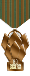 UDO - Sixers - Bronze Medal Image