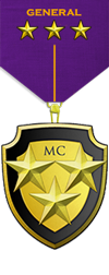 Rank - Legion General Medal Image