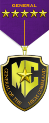 Rank - General High Command Medal Image