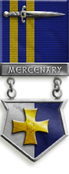 Skill - Mercenary - Gold Medal Image