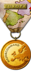 Map - Europe Massive - Bronze Medal Image