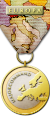 Map - Europe Massive - Gold Medal Image