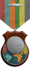 Map - Evolved - Silver Medal Image