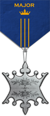 Rank - Major Medal Image