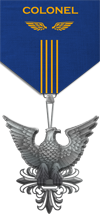 Rank - Colonel Medal Image