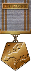Map - Cold War - Bronze Medal Image