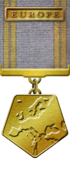 Map - Cold War - Gold Medal Image