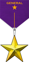 Rank - General Medal Image