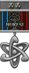 Map - NUKES! - Silver Medal Image