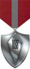 UDO - Total - Silver Medal Image