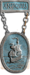 Map - Antiquus - Silver Medal Image